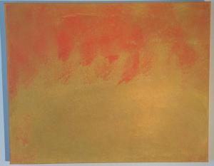 021, Sinfonie I  Leinwand, Acryl     40 x 50